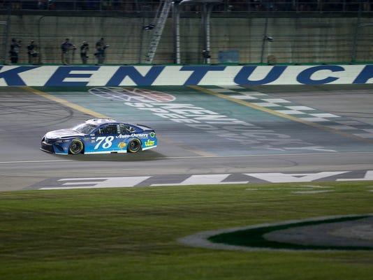 071418 NASCAR KE, Monster Energy NASCAR Cup Series Quaker State 400