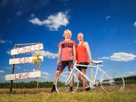 Grace Harken was killed by a distracted driver while bicycling. Now, her siblings ride RAGBRAI in her memory.