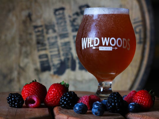 The Lake Tribe Brewing Wildwoods Project release will