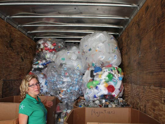 Calhoun County's Solid Waste and Recycling Coordinator