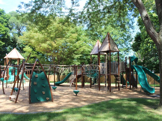 Residents are excited for the new playground, says Pittsford Recreation Director Jessie Hollenbeck.
