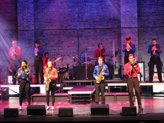 Kids from Wisconsin musicians, including Nick Phalen
