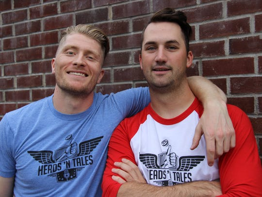 West Morris alumni Kevin Saum and Josh Boyd have launched