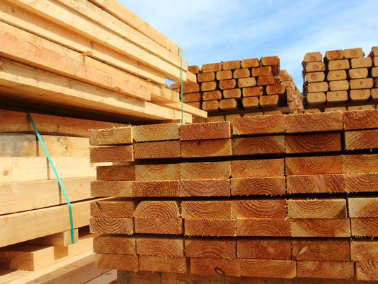 Lumber Tariffs Increase the Cost of the American Dream