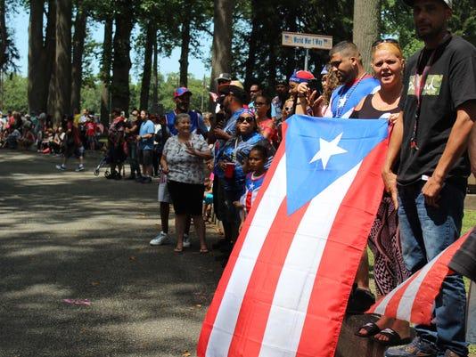 51st Annual Puerto Rican Festival Parade Celebrates Heritage