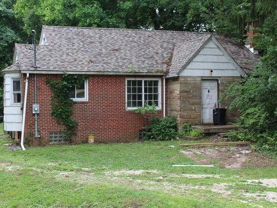 The house at 845 Logan Road is seen here on Wednesday, Aug. 1, 2018. The Richland County Land Bank sold the house at auction in July.