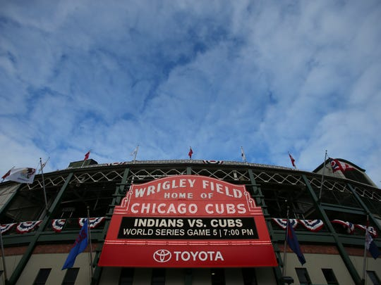 Wrigley Field in Chicago is probably the last resting place of the ashes of many a Cubs fan.