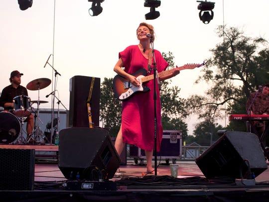 Iowa songwriter Lissie plays the Iowa State Fair on
