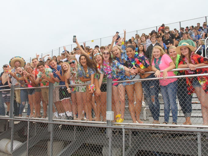 Clear Creek Amana's home opener against Fairfield was