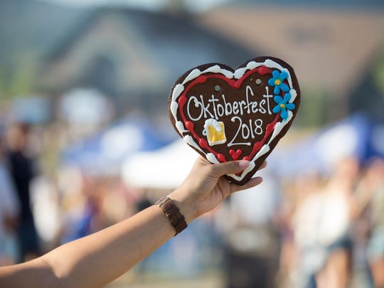 Oktoberfest 2017 at Mountain Creek Resort.