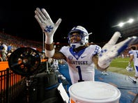 What's at stake for Kentucky football vs. Florida? A chance to 'shut some people up'