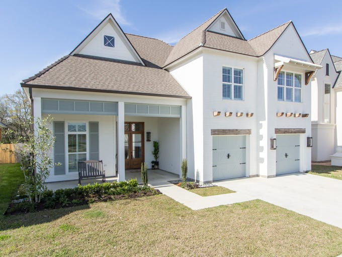 This 4 bedroom, 3 1/2 bath home is located at 400 Amber