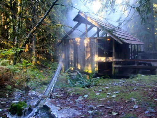Bagby Hot Springs bathhouse to be demolished, new design planned