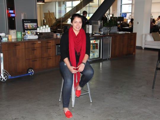 Blaire Mattson is heading up Dropbox's diversity effort.