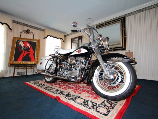 Jerry Lee Lewis' '59 Harley could fetch $1 million