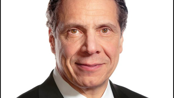 "Gov. Andrew Cuomo's memoir in 2014 was called ""All"