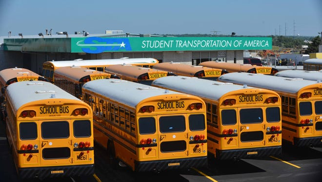 Two school districts in Nebraska,? Omaha and Millard,? will debut 434 new propane buses, said to be the largest propane school bus fleet in the nation.
