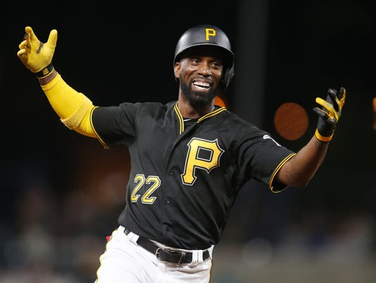 giants acquire pirates great andrew mccutchen as era ends in pittsburgh
