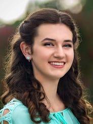 Jocelyn Elgin, the daughter of Jane and Brian Elgin