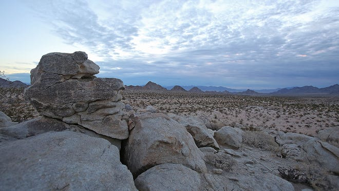 The most recent draft of the Desert Renewable Energy Conservation Plan would protect 5.3 million acres of California desert.