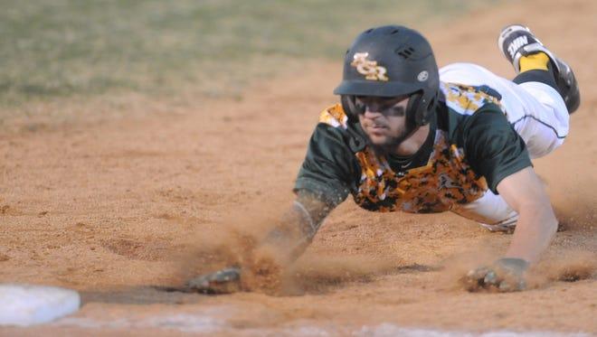 Reynolds baseball team knocked off Enka, 6-0, on Wednesday night.