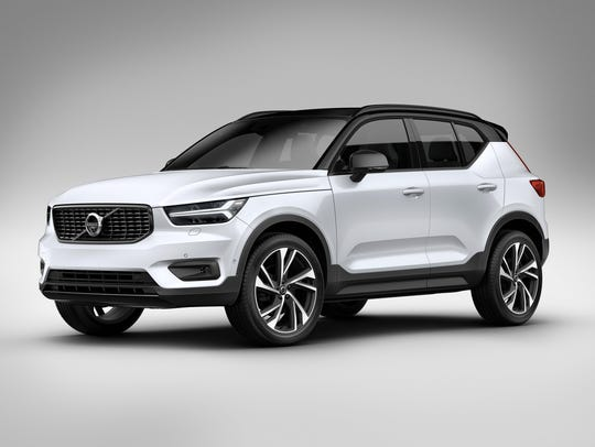 Design flair gives XC40 extra appeal among premium