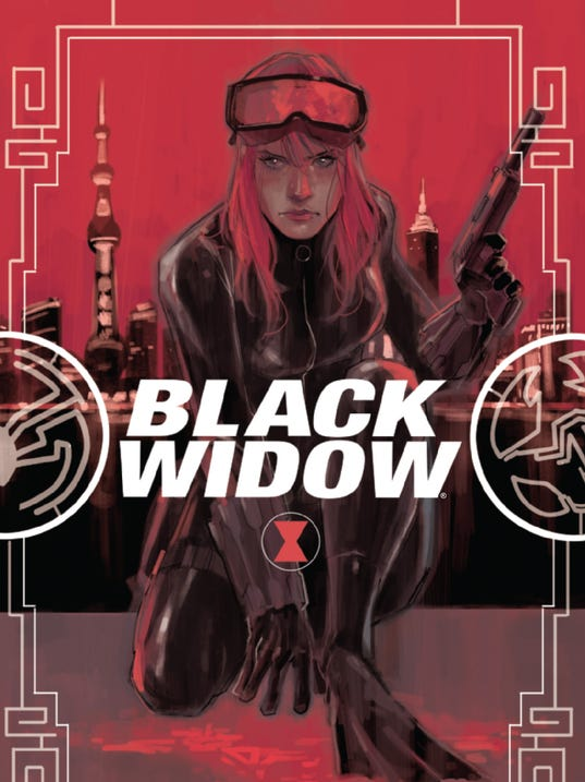 Black Widow 2 cover