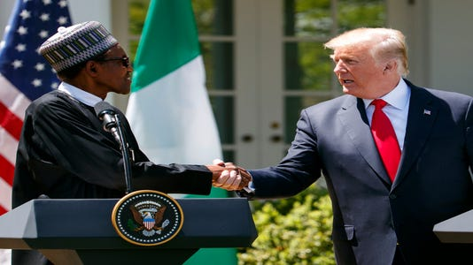 Donald Trump Congratulates Nigeria On 59th Independence Anniversary