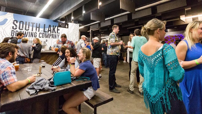 This winter, South Lake Brewing Company is scheduled to debut beers inspired by Lake Tahoe's famed snowfall.