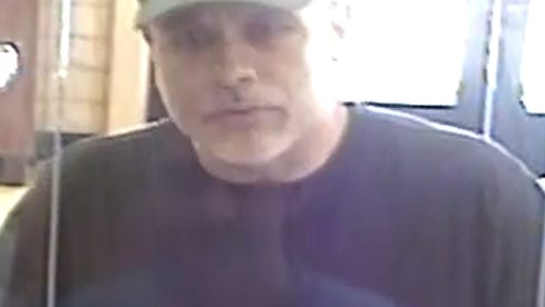 The Peoria Police Department is seeking the public's assistance in identifying a man who robbed a bank near 99th and Peoria avenues Friday.