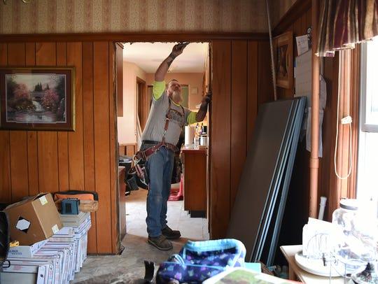 Rebuilding Together North Jersey helps Virgen Rosario,