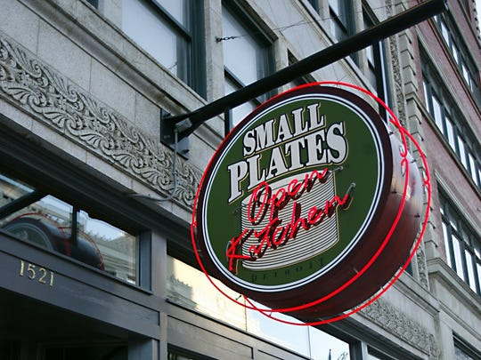 Small Plates at 1521 Broadway in Detroit.