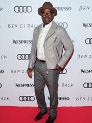 """Courtney B. Vance attends a post-screening event For """"Ben is Back"""" During the Toronto International Film Festival."""