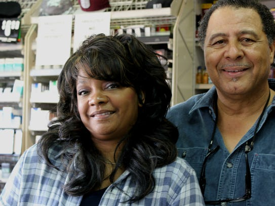 Marsha and Bernie Woods own Lakeshore Liquor on Lakeshore