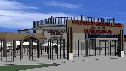 The Sheboygan Athletic Club would like to add new lighting and seating, among other upgrades at Wildwood Baseball Park.