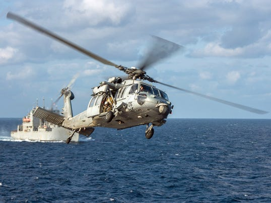 MH-60 Sea Hawk helicopter