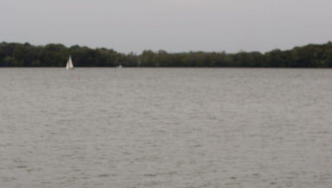 Lake Mendota in Dane County.