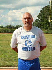 Kevin Sipes took over the Crestline program ahead of the 2014 season.