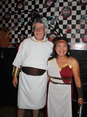 Rick and Adele Pustejovsky.