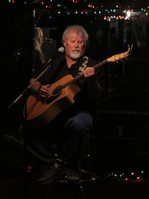 Bobby Keel, shown here, along with his group Ballistic Pintos will perform at 7 p.m. May 7 at Erin Court Square.