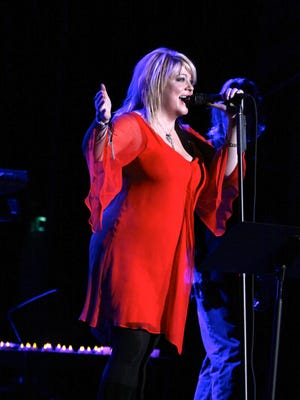 Pamela McNeill is best known to St. Cloud musical audiences as the female vocalist in the Fabulous Armadillos.