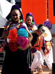 Rascapetatiando Dance Acedemy performed at the Dia