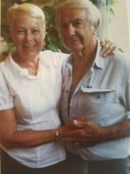 Marilyn Caves and Jim Graves, founders of Snookies