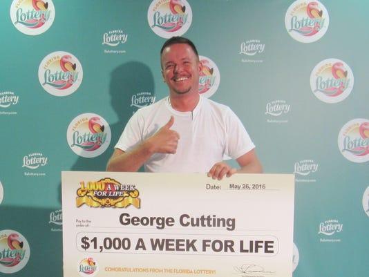 George Cutting Florida Lottery
