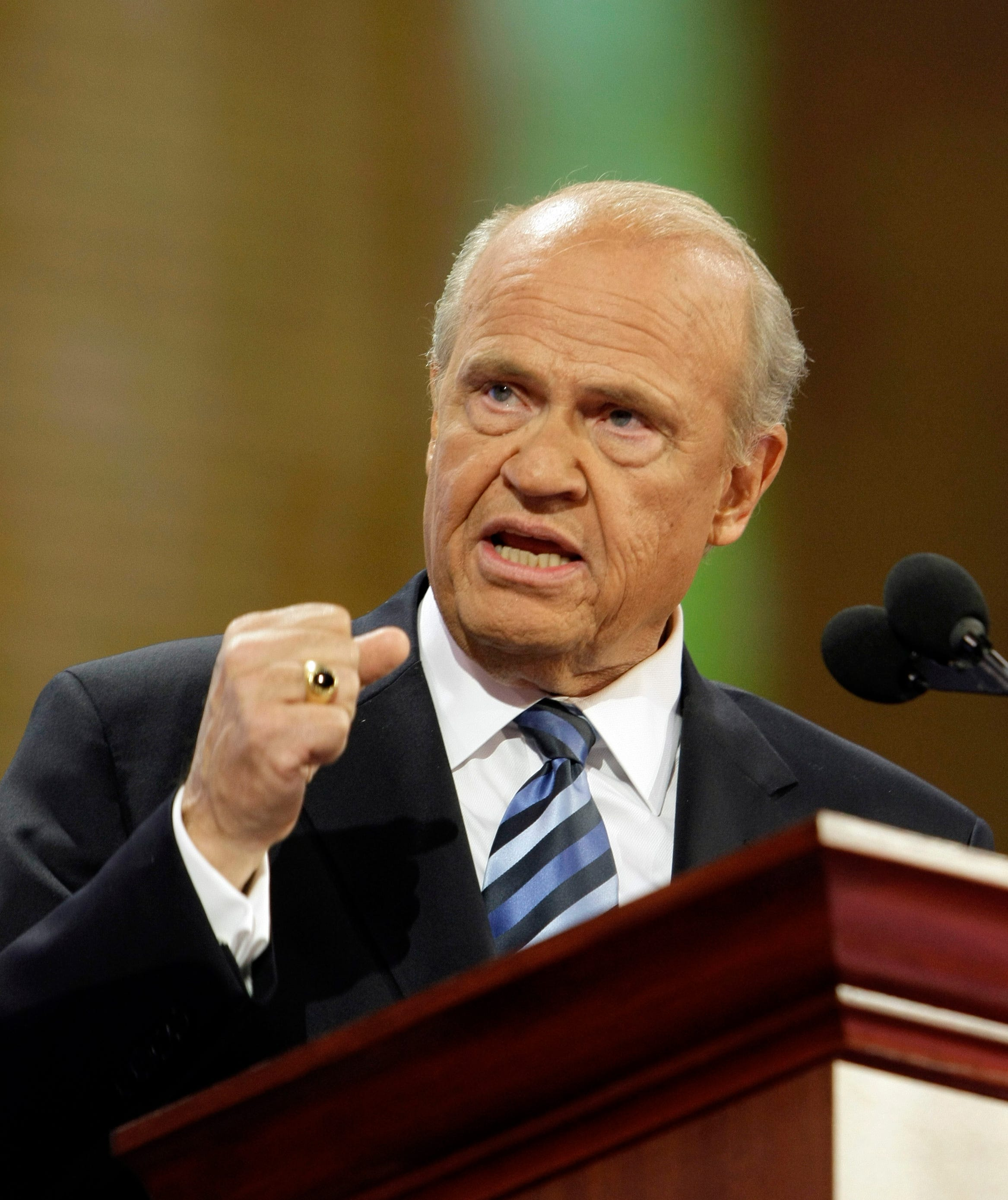 fred dalton thompson movies and tv shows
