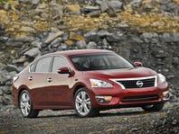 NHTSA investigating suspension part failures in 2013 Nissan Altimas