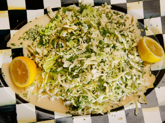Brother's Tangy Slaw from Grassroots Kitchen & Tap
