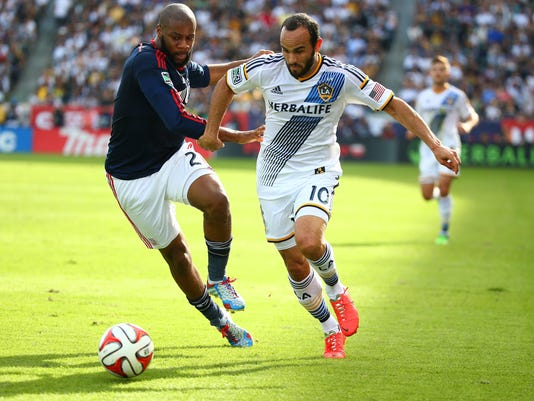 2014 MLS Cup - New England Revolution v Los Angeles Galaxy