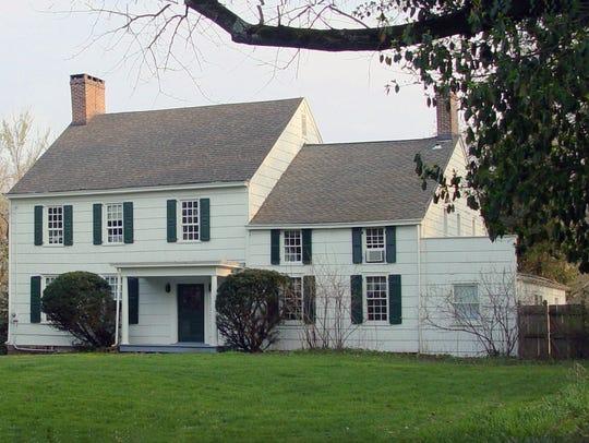The Van Doren House.