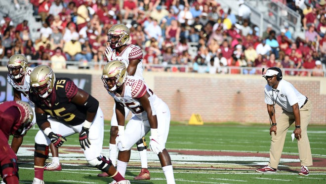 First-year Florida State coach Willie Taggart, who was in Naples on Monday, is changing lots of things for the Seminoles. But the biggest change will be the move to the Gulf Coast Offense.
